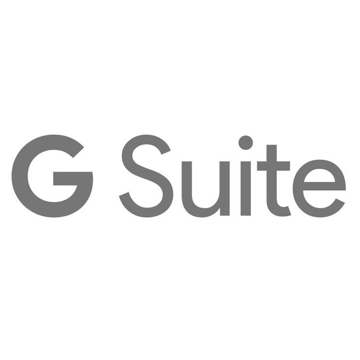 Google G-Suite Mail, Cloud drive