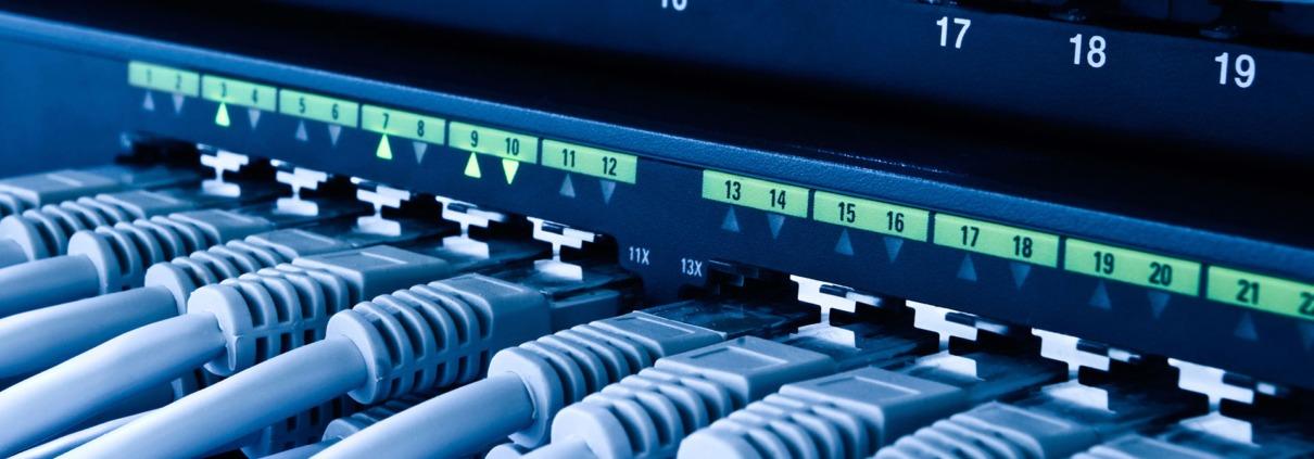VPS Hosting Server Infrastructure